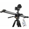 轻装时代QH9100C电动跟焦单反相机滑轨 摄影摄像视频定时延长拍摄
