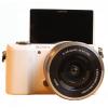 索尼 ILCE-A5100L套机 高清自拍微单相机家用旅游单电a5100l