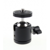 1/4螺口球形金属云台htc vive小型迷你球形云台 数码相机摄影配件