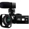 XINBAI/新佰D380高清数码摄像机4K专业录像机DV摄影旅游快手婚庆